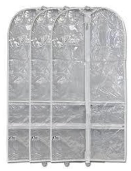 Dream Duffel Dream Duffel Clear Long Garment Bag