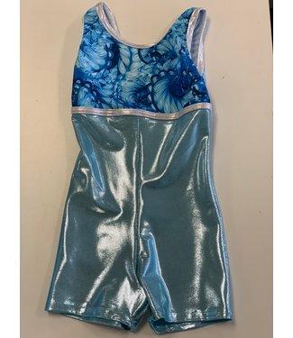 BP Designs Blue Paisley Melanie Biketard BP Designs