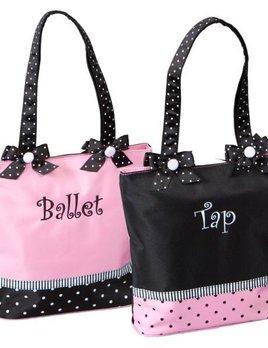 Sassi Designs Sassi Designs Ballet and Tap Tote BTC-02