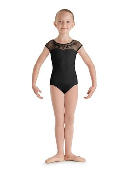 Bloch Bloch Child Mesh Yoke Leotard CL7910