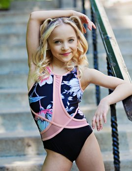 Oh La La Dancewear Oh La La Adagio Leotard Youth LK501
