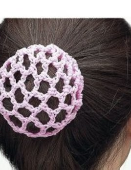 Dasha Designs Dasha Crochet Bun Cover 2119