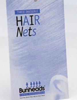 Capezio Bunheads® Hair Nets - Dark Brown BH423