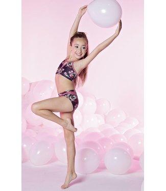 Oh La La Dancewear Oh La La Cherry Bomb Brief OLL116B