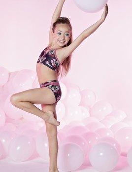 Oh La La Dancewear Oh La La Cherry Bomb  Top OLL116T