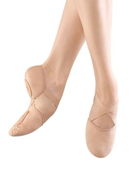 Bloch BLOCH ELASTOSPLIT CANVAS BALLET SHOE ES0251L