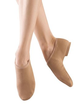 Bloch Girls Phantom Canvas Jazz Shoe
