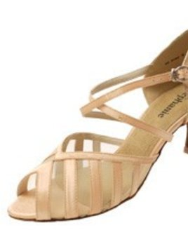 "Stephanie Dance Stephanie Dance Open Toe Strappy 2"" 12049-55"