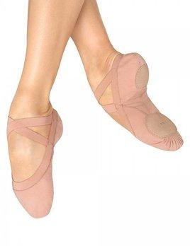 Bloch Bloch Pro Elastic Canvas Ballet Shoe S0621L Pink