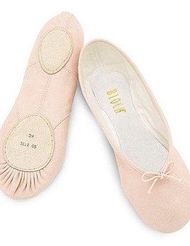 Bloch Bloch Prolite II Canvas Ballet Shoe S0213G Pink