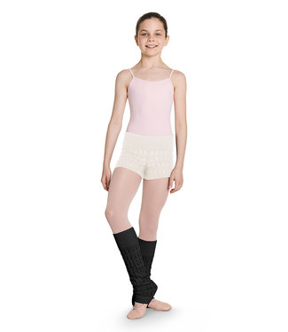 Bloch Bloch Textured Knit Legwarmer CW5530