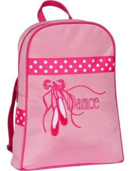 Sassi Designs Sweet Delight Dance Backpack CPK-03