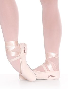 So Danca AC-12 So Danca Pointe Shoe Cover with Elastic Top