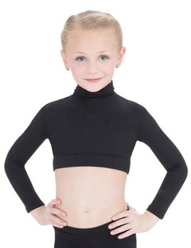 Capezio Capezio® Team Basics Turtleneck Top TB107C