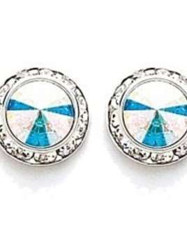 Dasha Designs Dasha 8mm/13mm Post/Clip Earrings 2712