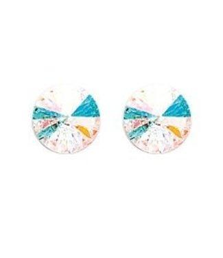 Dasha Designs Dasha Solitaire Post Earring 2709