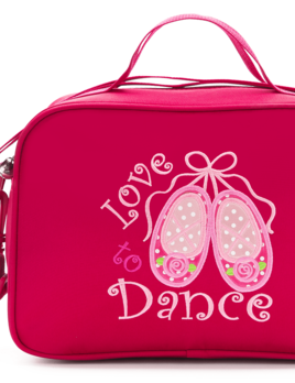 Sassi Designs Sassi Designs Love to Dance Square Tote L2D-12