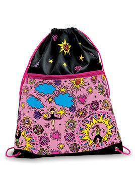 Danshuz Danshuz Drawstring Backpack B542