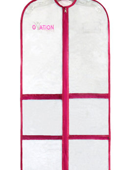 Ovation Gear Ovation Gear Hot Pink Garment Bag 3107