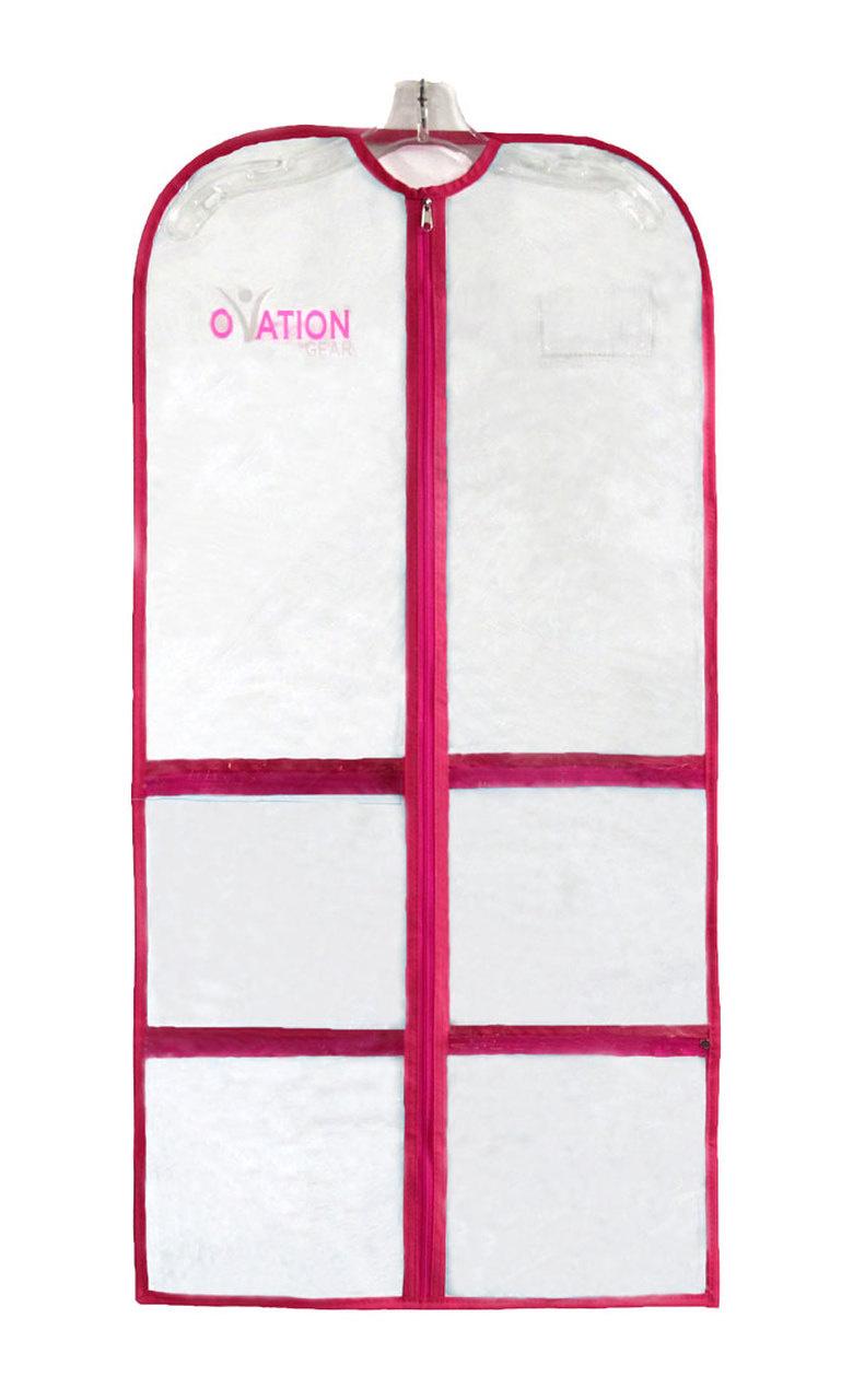 Ovation Gear Ovation Gear Hot Pink Garment Bag 3107