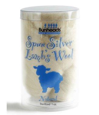 Capezio Bunheads Spun Silver™ Lambs Wool BH400