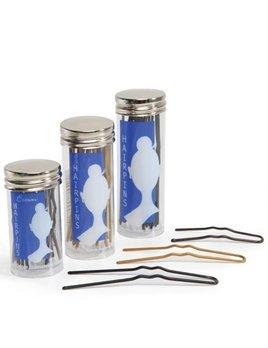 """Capezio Bunheads® 2.5"""" Hairpins - Black BH439"""