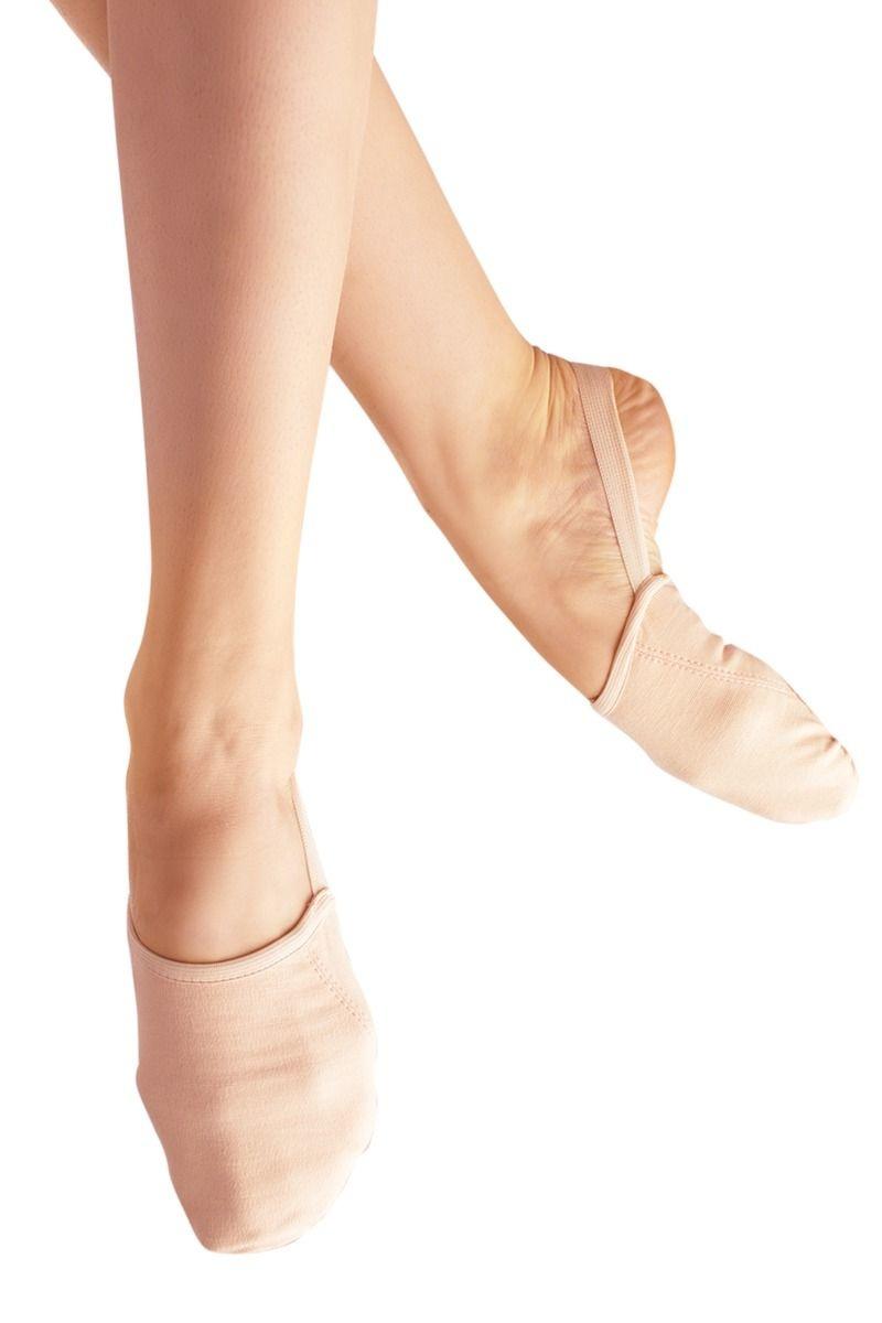 So Danca So Danca Stretch Canvas Pirouette Shoe BA45 BA45
