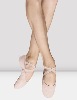Bloch Bloch Performa Canvas Ballet Shoe S0284L