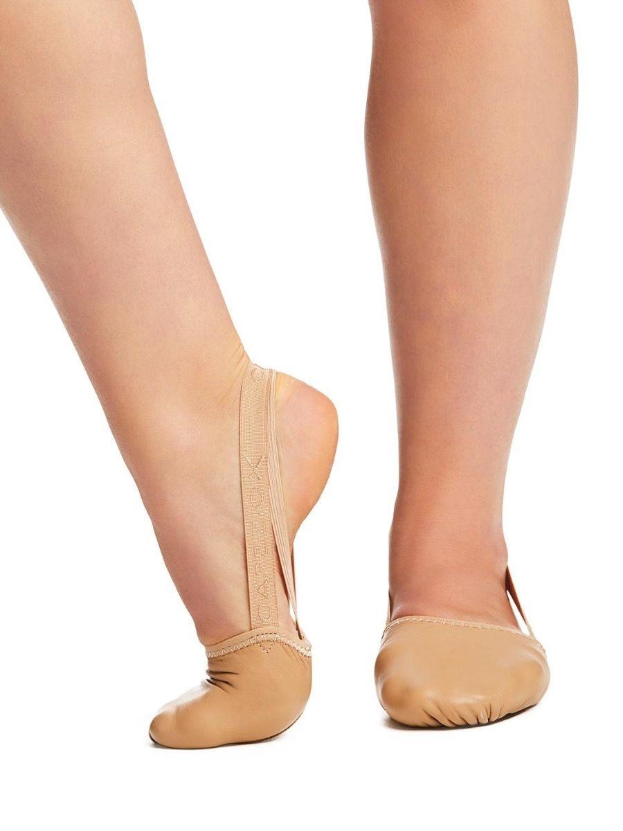 Capezio Leather Turning Shoe H062