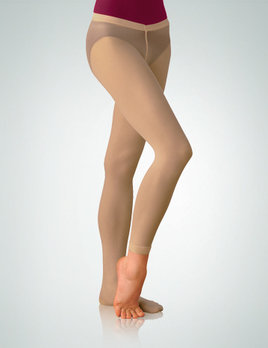 Body Wrappers Body Wrappers Total Stretch Convertible Tights A34 (FS)