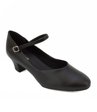 So Danca So Danca 1.5 in. Suede Bottom Ballroom Shoe CH791