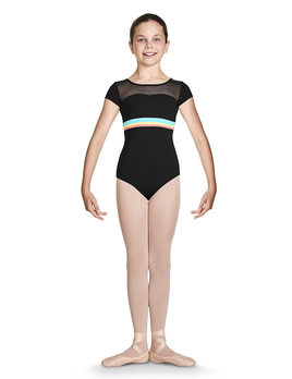 Bloch Bloch Cap Sleeve Leotard CL7852