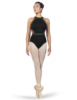 Bloch Bloch Open Back Halter Leotard L4975
