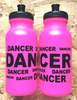 CJ Merchantile g253 Dancer Print Bottle 20oz