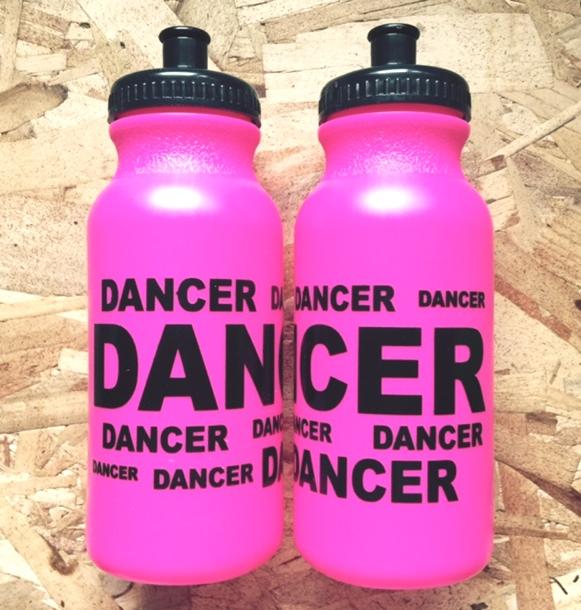 CJ Merchantile g253 Dancer Print Bottle 20oz