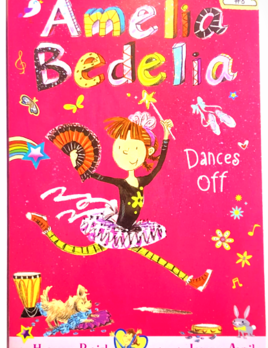 CJ Merchantile Amelia Bedelia Dance Off Book 87978