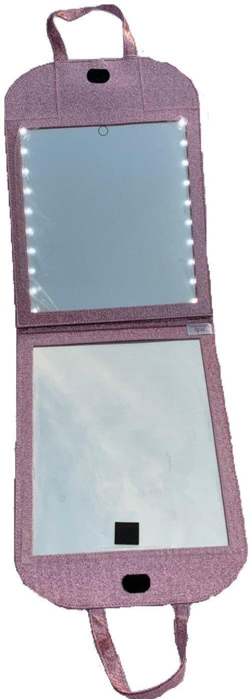 Glam'r Gear Glam'r Gear LED Folding Mirror