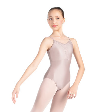 So Danca So Danca Lace Back Cami Leotard L-2009