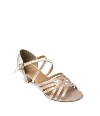 """So Danca So Danca 1.5"""" Open Toe Ballroom Shoe BL180"""