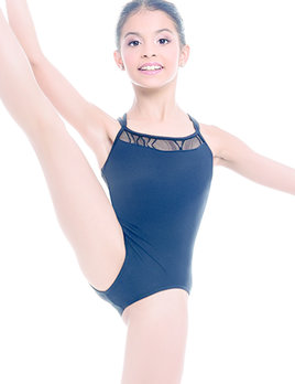 So Danca So Danca Tween Double Cross Back Cami Leo L-1861