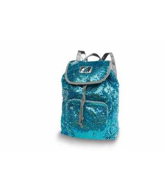 Danshuz Danznmotion Mermaid Sequin Backpack B20524