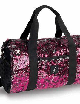 Danshuz Danznmotion My Hyped Cheetah Roll Bag B20500