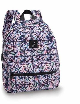 Danshuz Danznmotion Splattered Tie Dye Backpack B20532