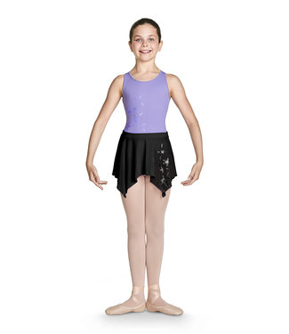 Bloch Bloch Uneven Hem Skirt CR4921