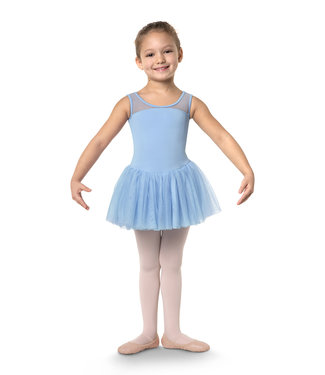 Bloch Bloch Mesh Back Tutu Leotard CL3145