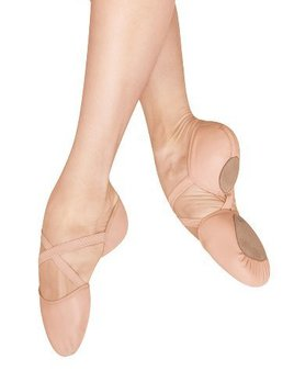 Bloch Bloch Elastosplit Leather Ballet Shoe ES0250L