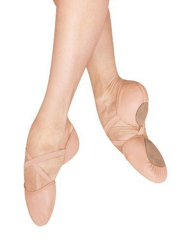 Bloch Bloch Elastosplit Leather Ballet Shoe ES0250L