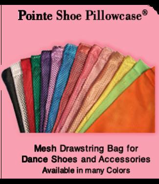 Pillows for Pointes Pillows For Pointes Pointe Shoe Pillowcase