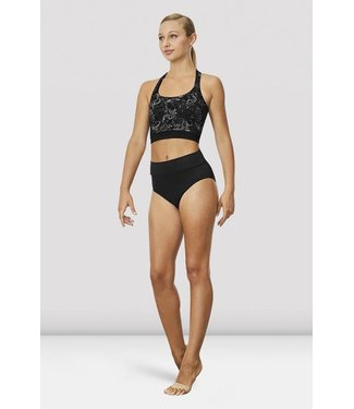 Bloch Bloch Banded High Waisted Brief R3504
