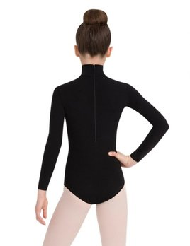 Capezio Capezio Turtleneck Long Sleeve Leotard TB123C